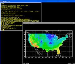 دانلود برنامه تهیه نقشه های سینوپتیکی گردسGradsسیستم عامل مک و لینوکس