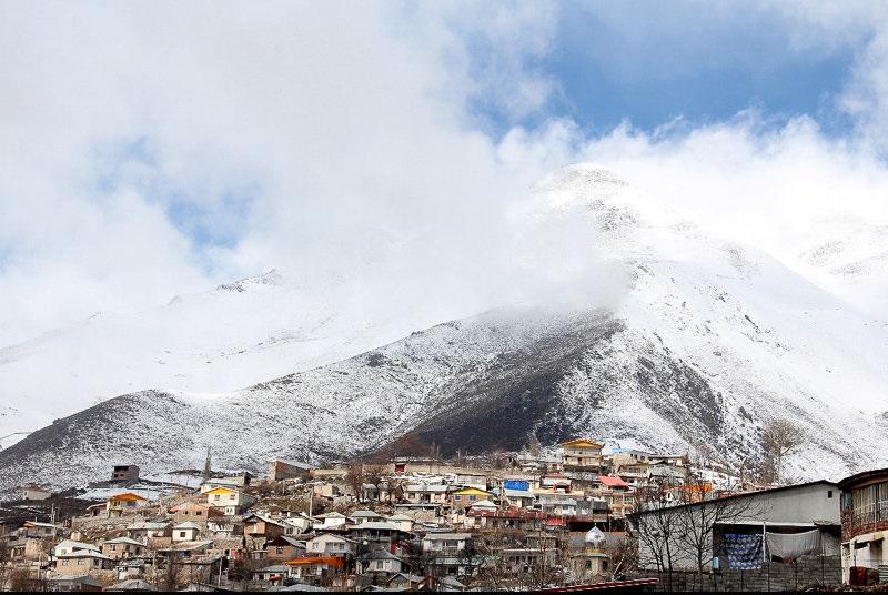 کاهش 30 درصدی بارش زمستان 95 در مازندران