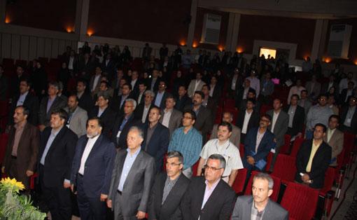 کنفرانس ملی هواشناسی 1394 دانشگاه یزد+ تصاویر